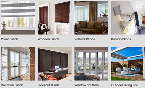 Blinds with Style Theme