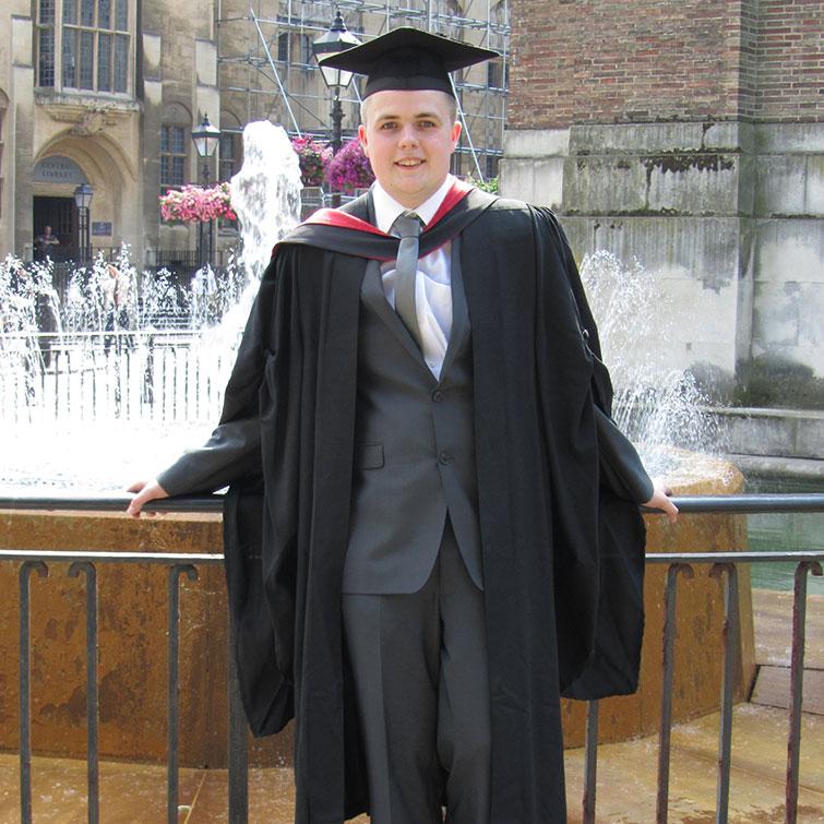 Lee Graduation